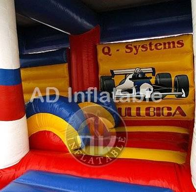 Various Kids Mini Inflatable Bounce House for Promotion / water bouncing castles for sale