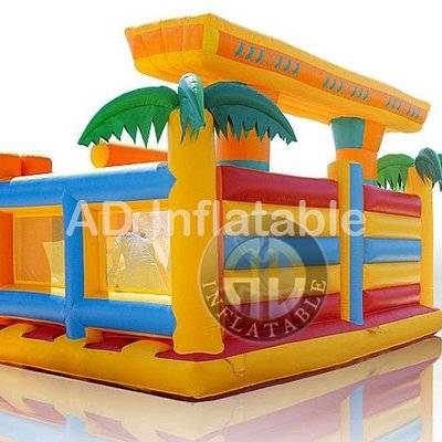 School carnival inflatable bouncer rentals, China top quality bouncing house for sale