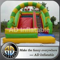 Inflatable football slide,Inflatable slide sports,Front land inflatable slide,adult jumping castles,kids jumping castles,jumping castles gold coast