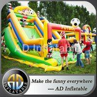 Inflatable slides football,Inflatable sport slides,Inflatable outdoor water slide,water slide jumper,inflatable jumpers wholesale,inflatable jumpers supplier