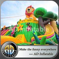 Giant funcity inflatable,Giant inflatable park,Playground for children,jumping castles melbourne,fun jumping castles,castles for jumping,water slides for sale