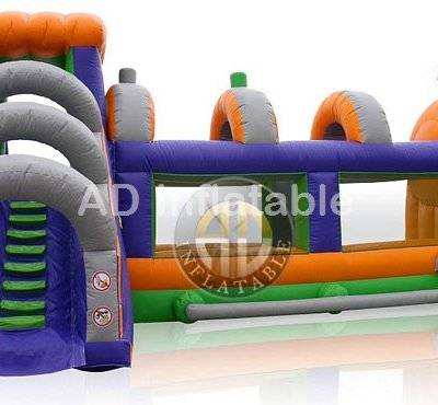 Bouncy Inflatable trampoline thomas Steam, good price waterpark/party jumpers made in China