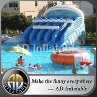 Water slide for pool,Dolphine water slide,Water pool slide,slip n slide for sale,slip n slide sports,slip n slide sports supplier