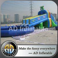 Water slide park,Water slide detachable pool,Pool slides for sale,water park suppliers,indoor water parks,inflatable jumpers company