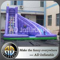 Inflatable water park slide,Small water park,Used water park slide,inflatable double water slide,double inflatable water slide,inflatable bounce house