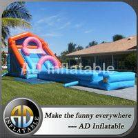 Water Slide Combo,Ultimate Storm water slide,Slip n slide combo,water slide and bounce house,bounce house water slide
