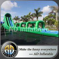 Hulk Water Slide,The Largest Water Slide,MONSTER waterslide,water slides for pools,water slides with pool,above ground pool water slides