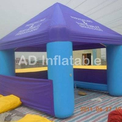 Small outdoor advertising inflatable booth tent for sale, inflatable canopy, inflatable party