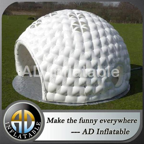 Concrete Dome Home Kits: Inflatable Party Tent Sport Dome Tent Outdoor, Inflatable
