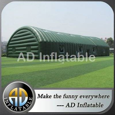 Green giant inflatable tennis court tent, top quality outdoor event tent from China company