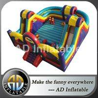 Bounce Slide Combo Playspace,Kids inflatable outdoor games,Theme park