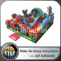 Inflatable structure,Amimal inflatable jumper,Party jumping castle