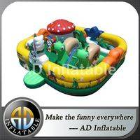 Playground inflatable jumper,Baby bouncer for sale,Mushroom inflatable jumper