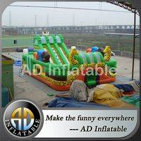 Giraffes Inflatable funcity,Animal inflatable  attraction,Giant inflatable toys