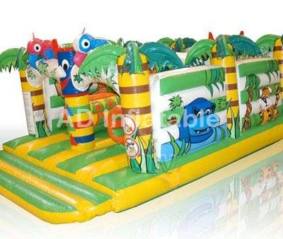 Active Center Dschungel SUPER MINI bounce house