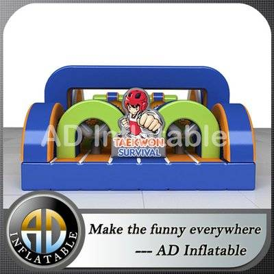 Kids small inflatable obstacle courses for sale / small inflatable pool / small inflatable bouncer