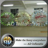 Inflatable light zorb ball,Human hamster ball,Zorb Balls for Bowling,water zorbing ball,water bubble zorbing