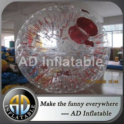 Outdoor CE certificate zorb ball rental,cheap inflatable zorb ball
