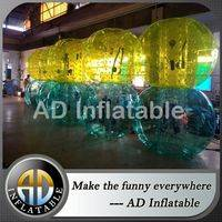 TPU inflatable ball suit,Buddy bumper ball,TPU/PVC soccer bubble,inflatable body ball,funny inflatable bubble ball