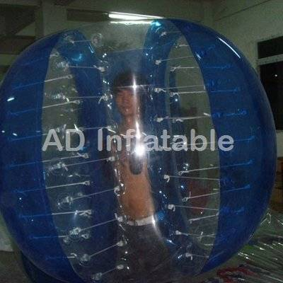 Inflatable Bumper Ball, Body Zorbing Bubble Ball for Adult Soccer Sports