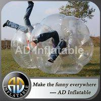Inflatable bubble soccer,Body bounce grass ball,Bumper cylinder,hamster ball for humans,human sized hamster ball,China hamster human ball