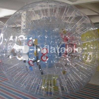 Abrasion-proof tpu better quality inflatable buddy bumper ball