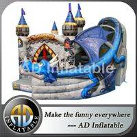 Dragon Age Bouncy Castle,Commercial Grade Bouncy Castle,Dragon Castle with slide,kids Bouncy Castle,children Bouncy Castle