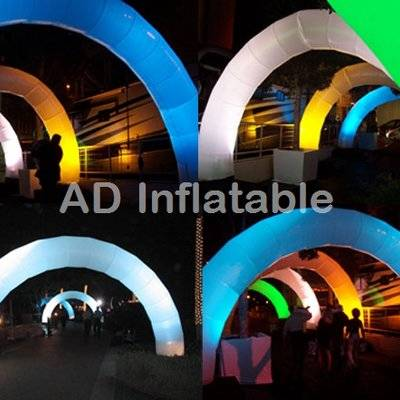 Inflatable Arch Promotional Lighted Inflatable Arch led inflatable arch
