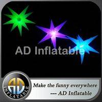 Led Stage,Inflatable Lighting Star,Advertising inflatable stars