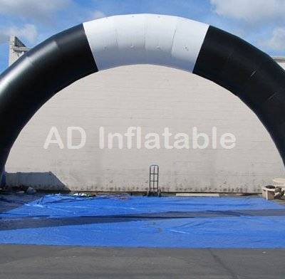 Outdoor inflatable arches for racing sport, inflatable arch