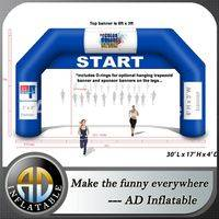 Inflatable Air Archway,Inflatable entrance arch,Advertising inflatable  arch