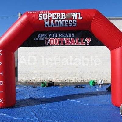 Business good helper marketing promotion advertising inflatable arch