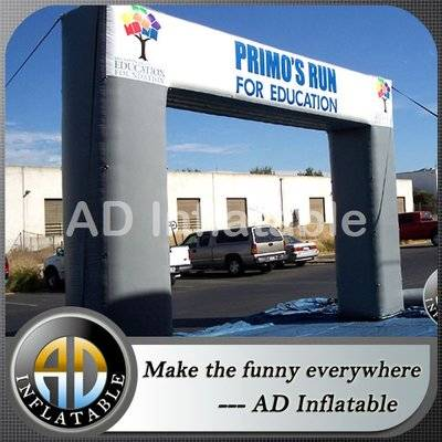 Event inflatable arch inflatable entrance arch finish line inflatable arch