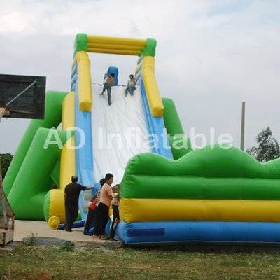 Best beach giant slip n slide water slide for summer, giant Inflatable Rides