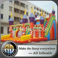 Mickey inflatable slide,Cartoon inflatable slide,Inflatable mickey slides