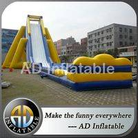 Biggest inflatable water slide,Hippo slide,Hippo inflatable water slide