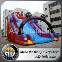 Inflatable mickey mouse slide,Water slide inflatables sale,Big inflatable mickey mouse