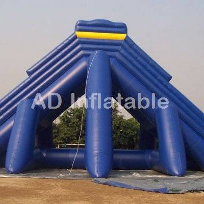 Super 50m Long Amusement Park Giant beach Inflatable Water Slide for Adult