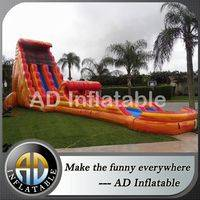 Rapids water slides,Wild rapids slide,Inflatable rapid water slide