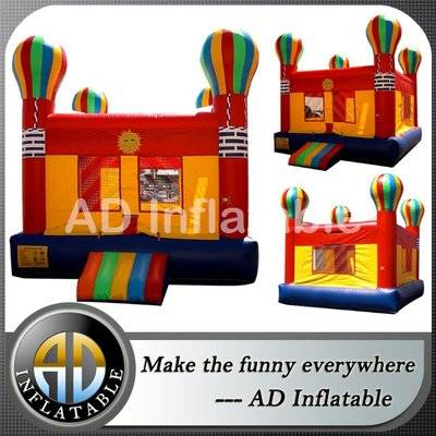 RED ADVENTURE balloon bounce house rentals, balloon inflatable air bounce