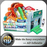 Safety fun city,Amusement Park Air Castle,Safety Inflatable Fun City