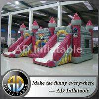 Inflatable Jumping Castle,Inflatables Castle With Slides,Inflatable bouncy jump castle