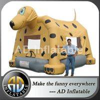 Spotty inflatable bouncer,Big bounce houses for sale,Inflatable animal bouncer