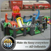 Jurassic inflatable,Jurassic inflatable fun city,Jungle inflatable bouncer
