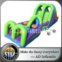 Inflatable obstable course,Jumbo obstacle course,Air obstable course adult