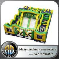Adrenaline rush obstacle,Inflatable adrenaline obstacle,Obstacle course rush