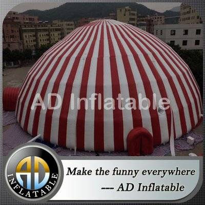 Giant water proof inflatable tent canopy, china inflatable tents manufacturers