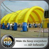 Inflatable paintball tent,Air paintball bunker tent,Paintball inflatable tent