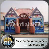 Inflatable pub,Inflatable bar,Inflatable salad bar