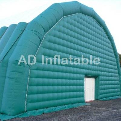 Steel tent structure Temporary Inflatable Sports Hall inflatable sport tent